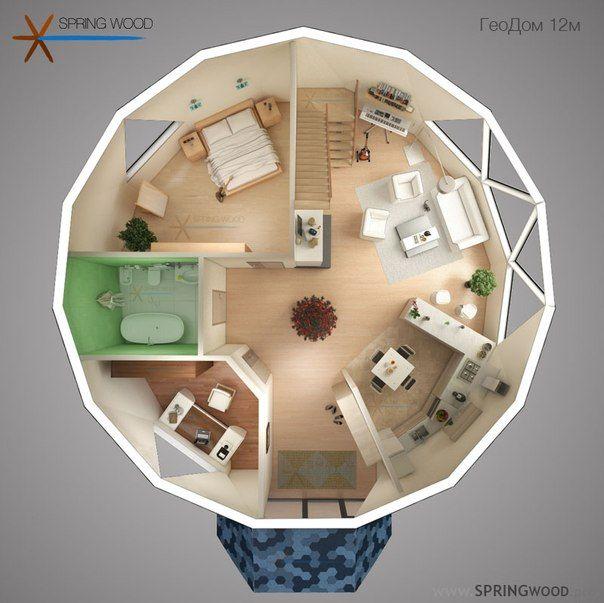 Dome Home Design Ideas: Пов'язане зображення