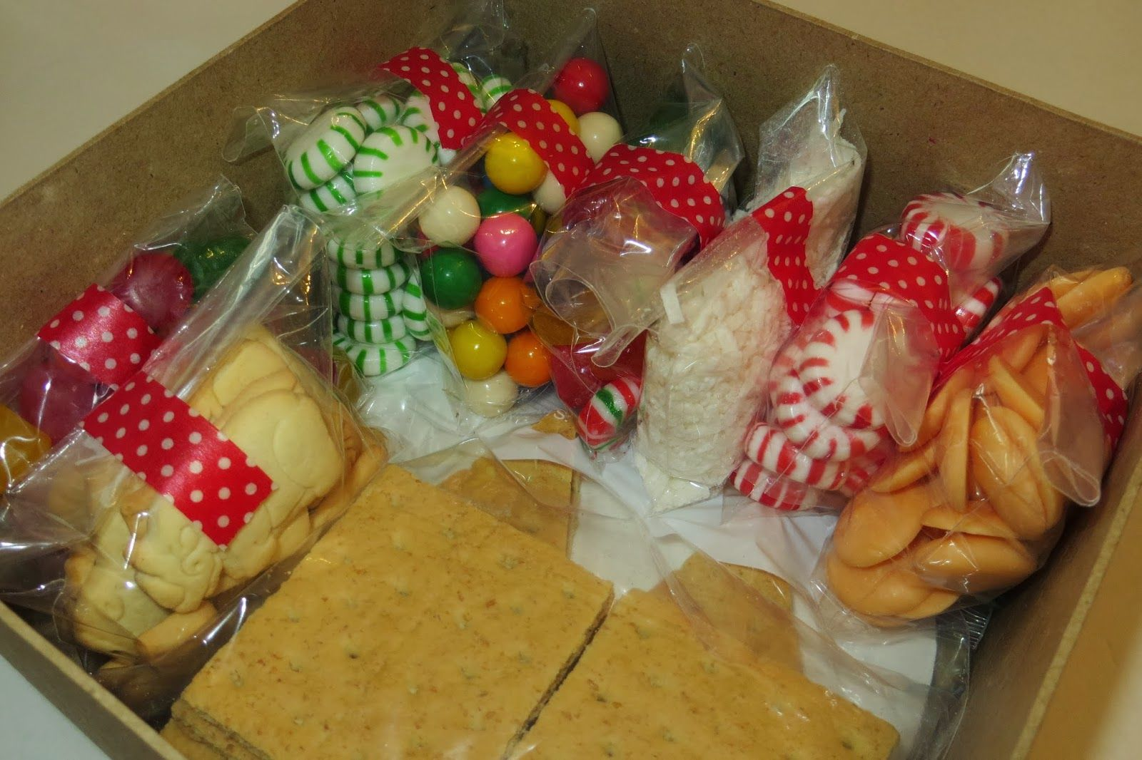 DIY Gingerbread House Kit Gingerbread house kits, Ginger