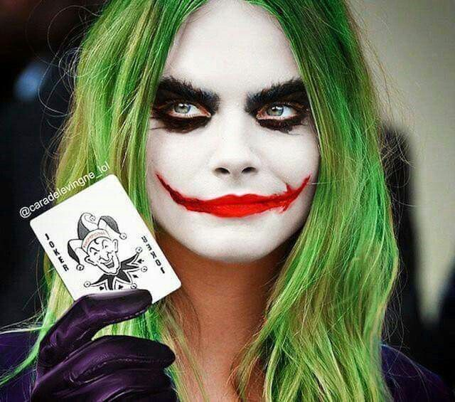 If You Ask For My Id Hold A Joker Card With A Black If You Ask For My Id Hold Up A Joker In 2020 Joker Kostum Halloween