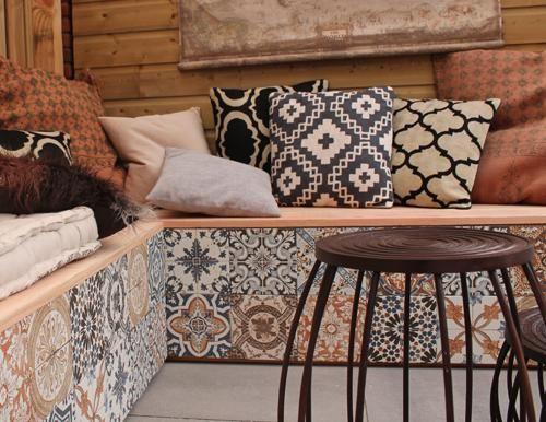 Portugese Tegels Tuin : Prachtige portugese tegels eigen huis en tuin house and