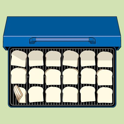 Find and fix your grill's hot spots | Illustration: Jason Lee | thisoldhouse.com