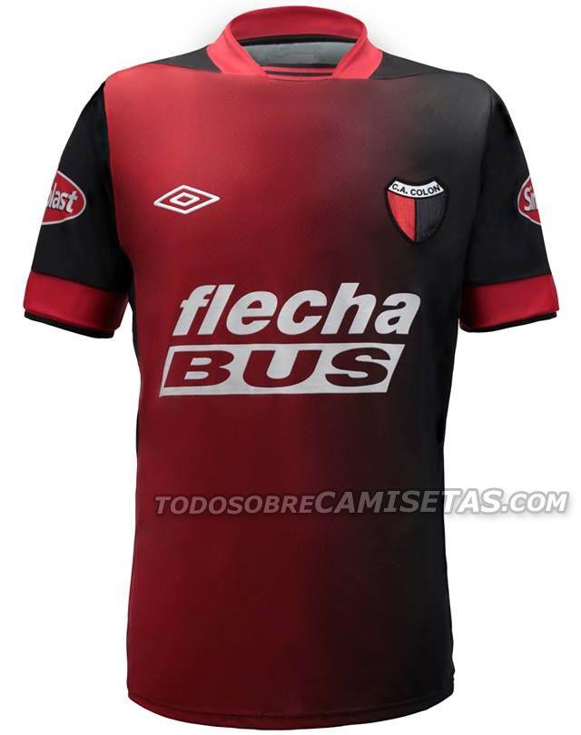 a3c9250de29 Camiseta Umbro de Colón de Santa Fe 2013 2014
