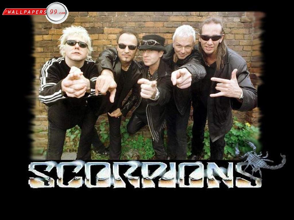 Scorpions looks everyone ees klaus mein end ze scorpions one of