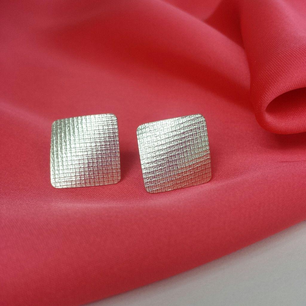Resultado de imagen para aretes de plata para mujer | Aretes ...