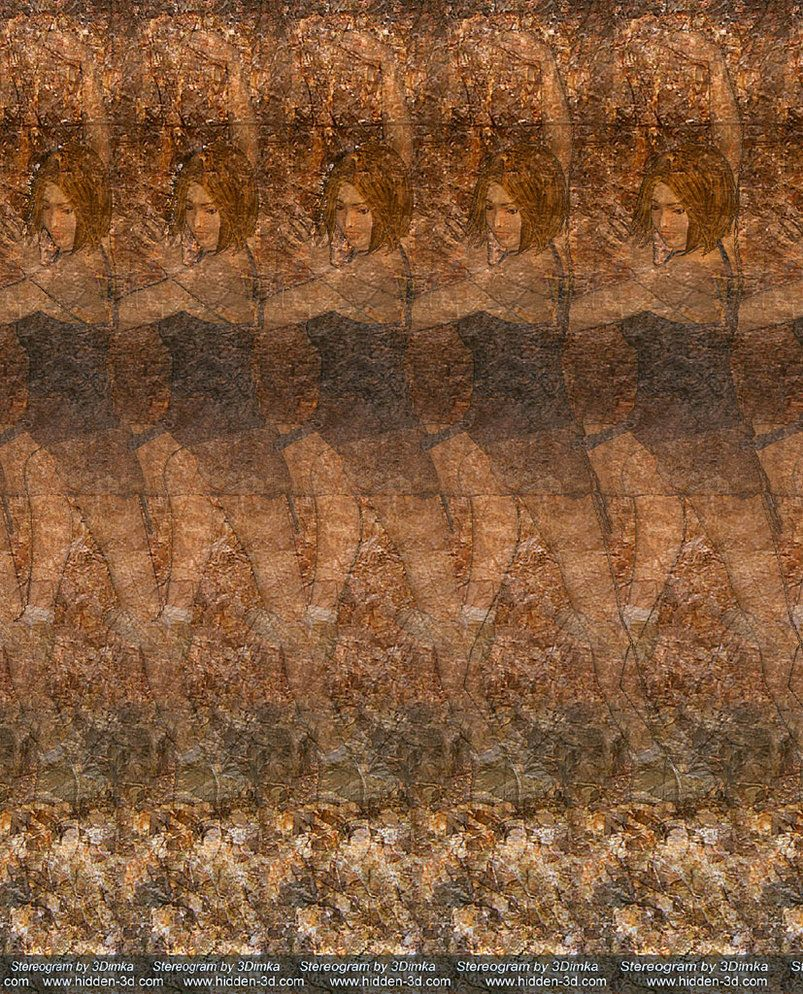 Stereograms - It's a Funny Feeling to know that the hidden image before us isn't a figment of our imagination… it's real. We see exactly what was placed in the Stereogram by the designing artist. For us to see the hidden image we must first un-focus our eyes and look through the Stereogram. For more information on this or other Doc X Funny Feeling's Visit: http://kamu.tamu.edu/fmlocal/EpisodeList.php?show_id=1302023838
