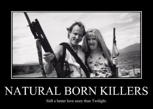 Natural Born Killers Still A Better Love Story Than Twilight
