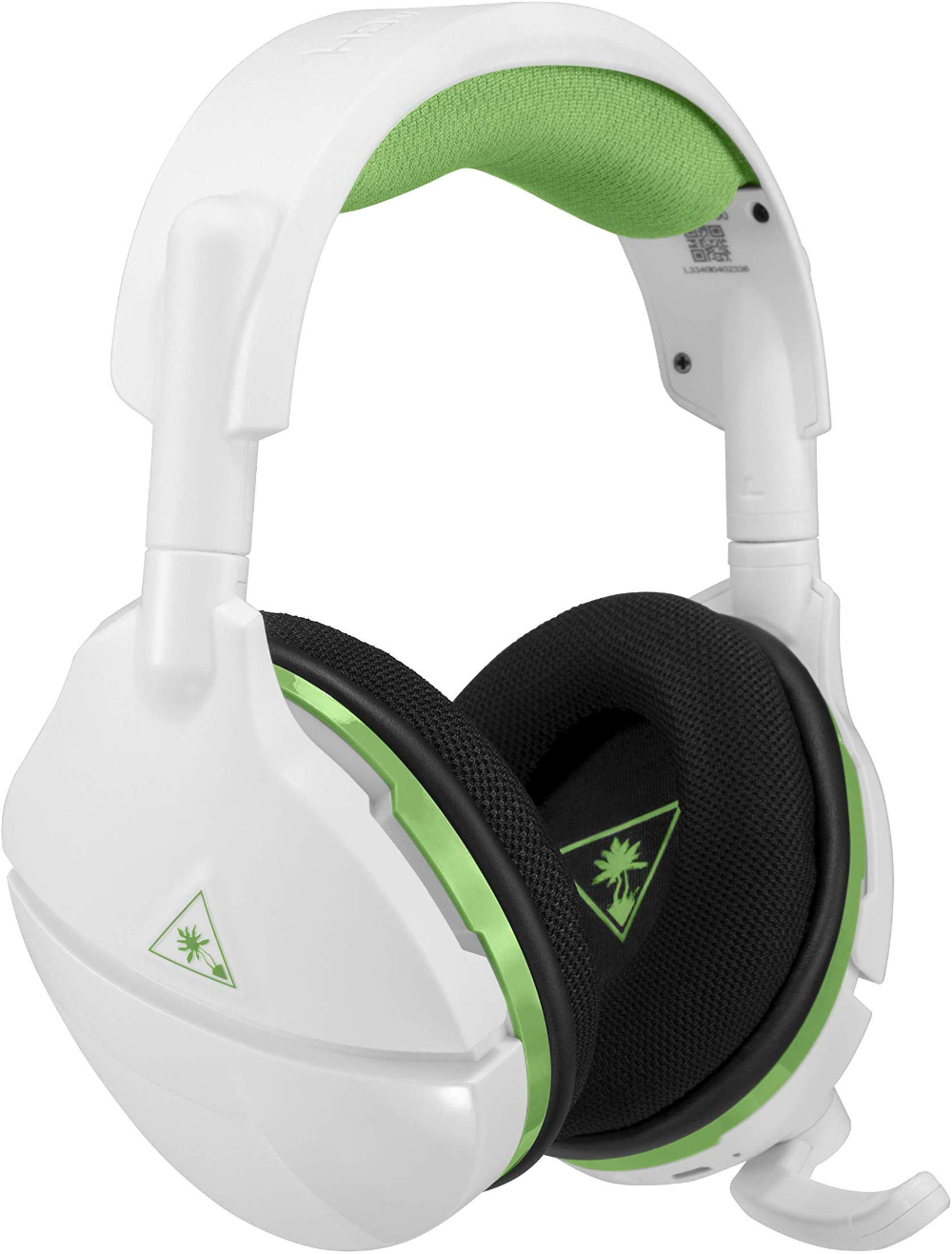 Turtle Beach Stealth 600 White Wireless Surround Sound Gaming Headset For Xbox One Xbox One Gaming Headphones In 2020 Wireless Surround Sound Gaming Headset Headset