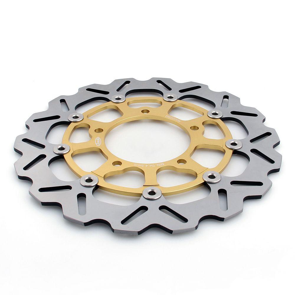 Mad hornets front brake disc rotors suzuki gsxr 600 06 07