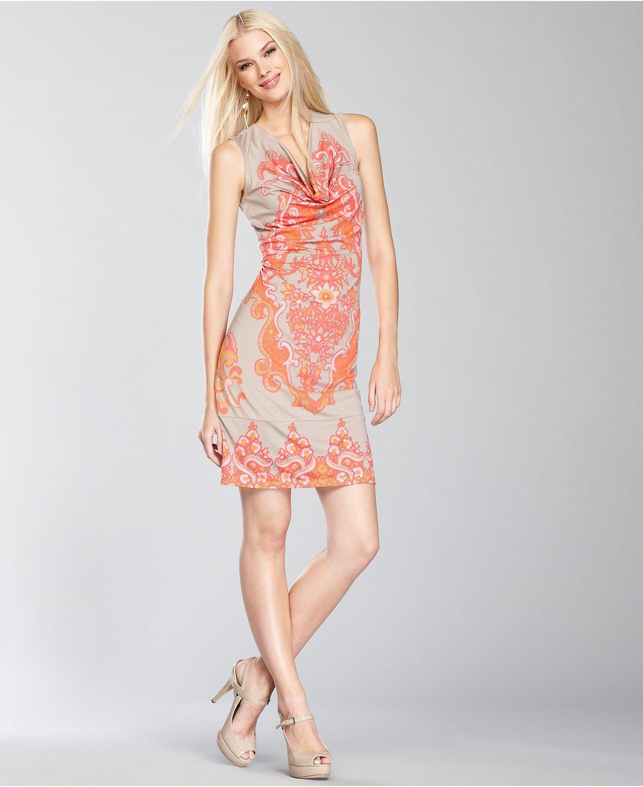 INC International Concepts Dress d1733d4e1