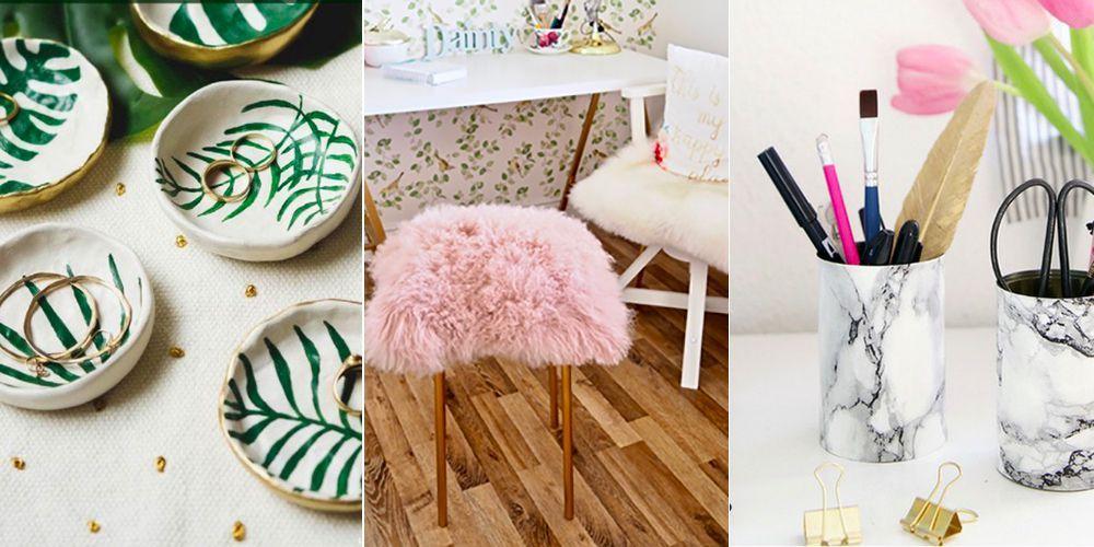 14 easy bedroom diys that look really expensive home inspo diy rh pinterest ch