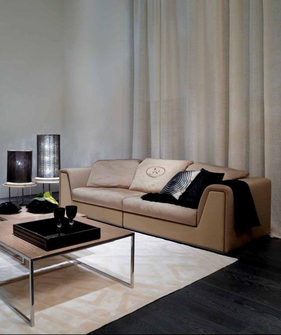 Triple Prestige Sofa And Fendi Fendi Pinterest Upholstery  # Muebles Fendi Casa