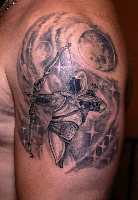 Sagittarius Tattoos For Men Spiritual Tattoos For Men Tattoos