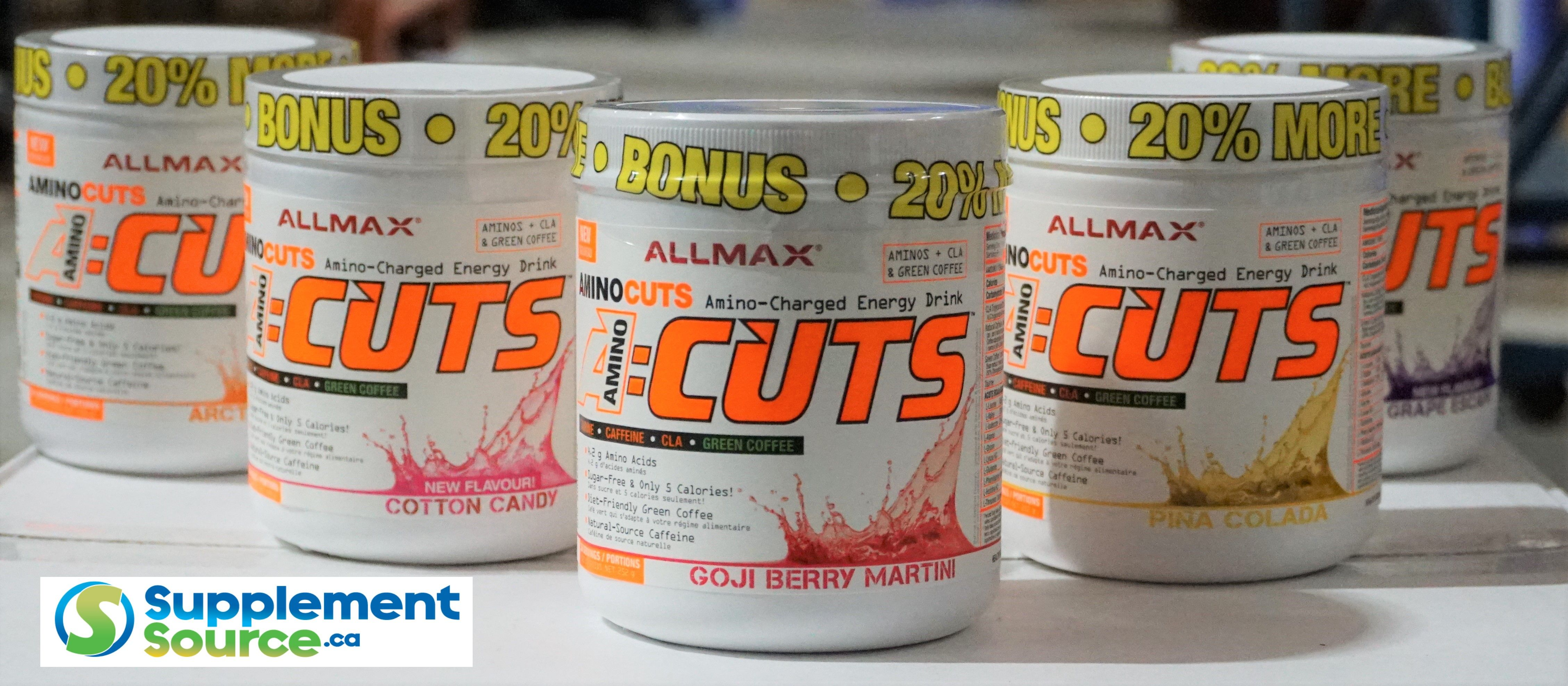 Aminocuts could be the most delicious drink mix weve ever