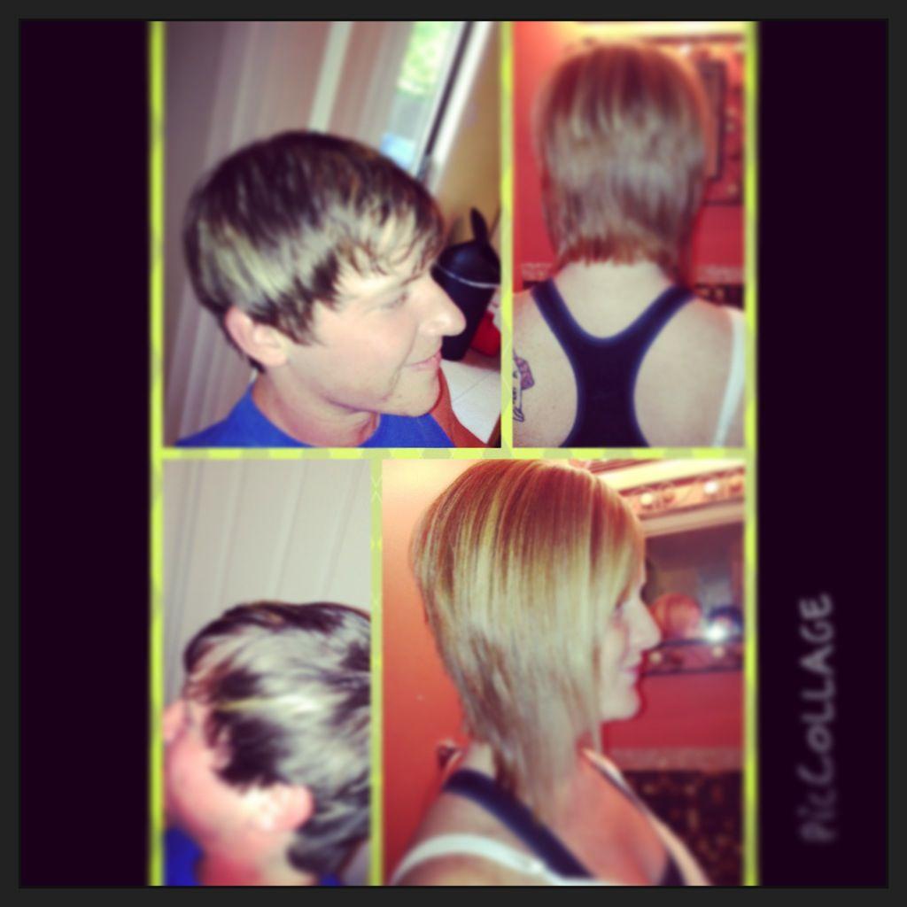Hair by Melissa Hackworth