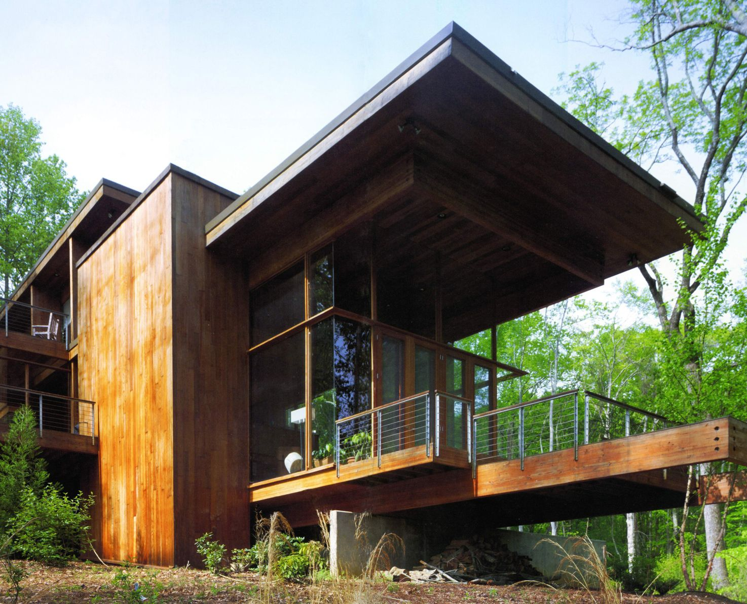 Great Marin County San Francisco Bay Area Architects Ray Kappe Ron Kappe Modern  Architecture Kappe Architects Great Ideas