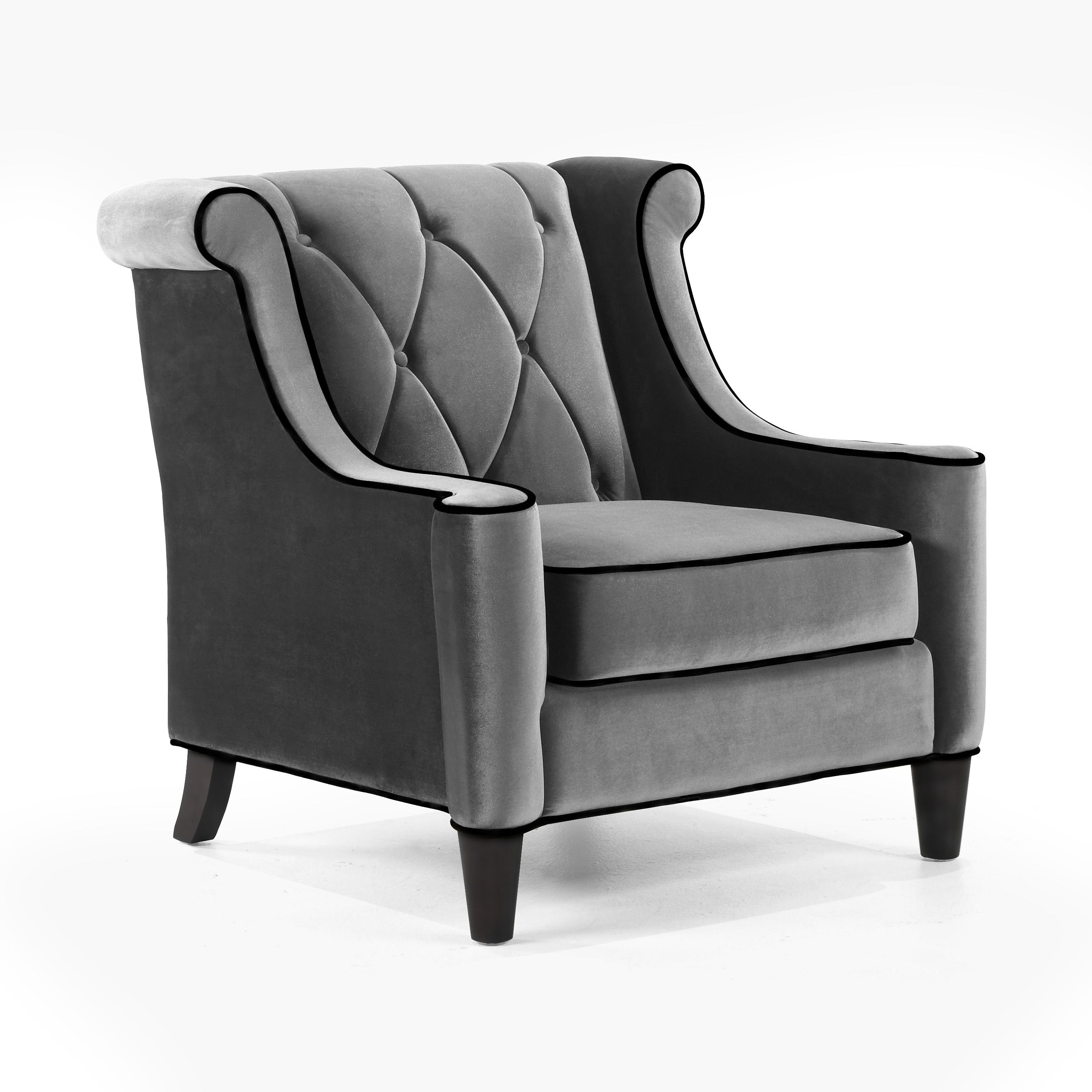 Barrister Arm Chair In Gray At Joss U0026 Main