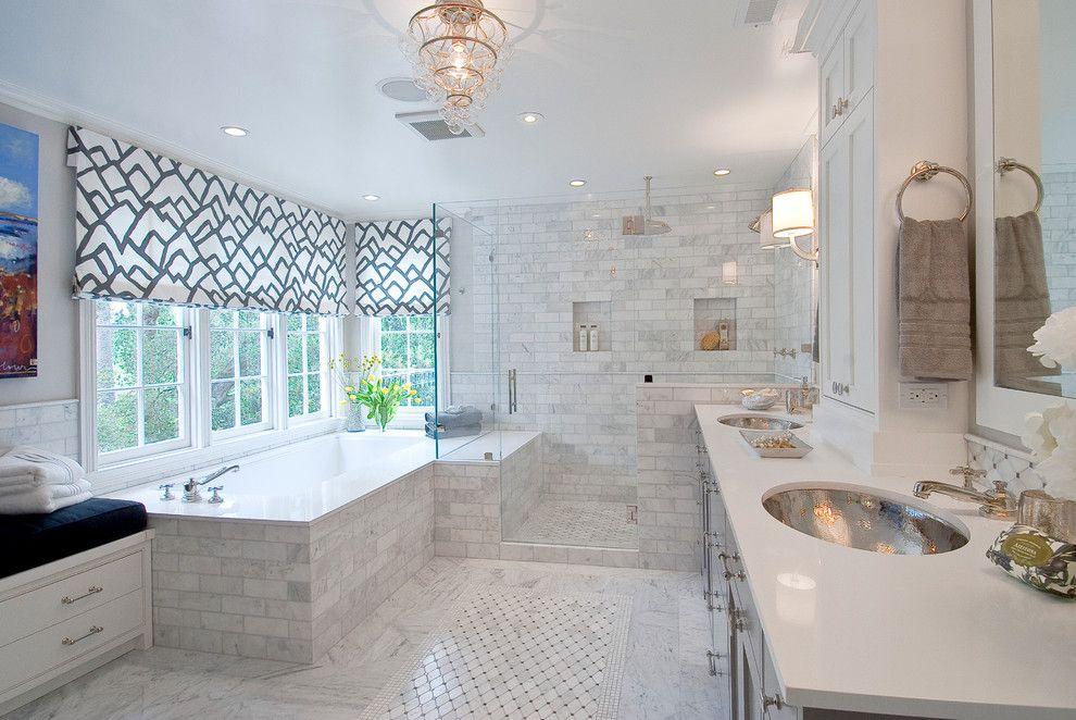 Tamara Mack Design Interiors Traditional Bathroom San Francisco