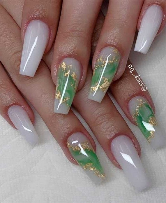 40+ Marble Nail Art Designs & Ideas - Page 2 of 4 - Love & Bling