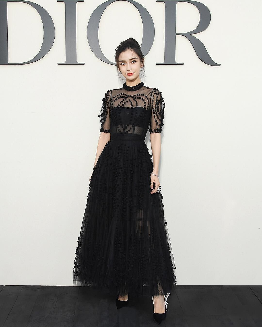"designer fashion 5732d 5654c Dior Official (@dior) on Instagram: ""The actress and model ..."
