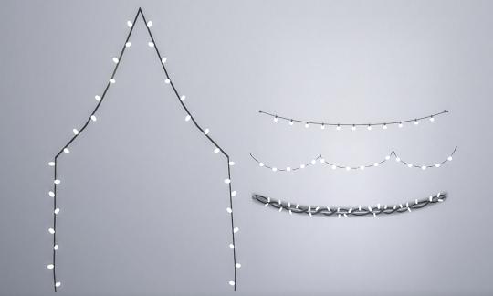 Bedroom String Lights Pinterest