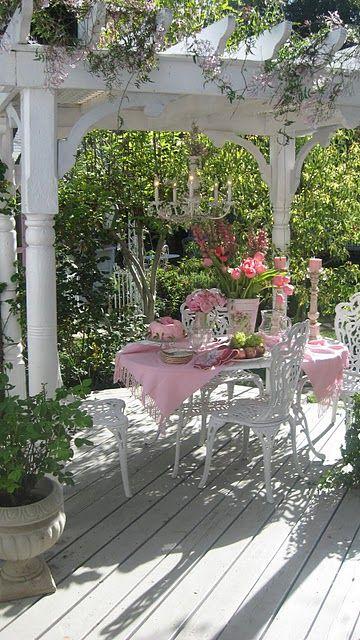 relax.... | Pergolas Gazebos | Pinterest | Jardins, Veranda and Pergola
