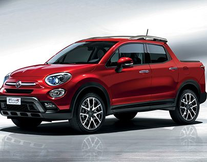 Check Out New Work On My Behance Portfolio Fiat 500x Pick Up