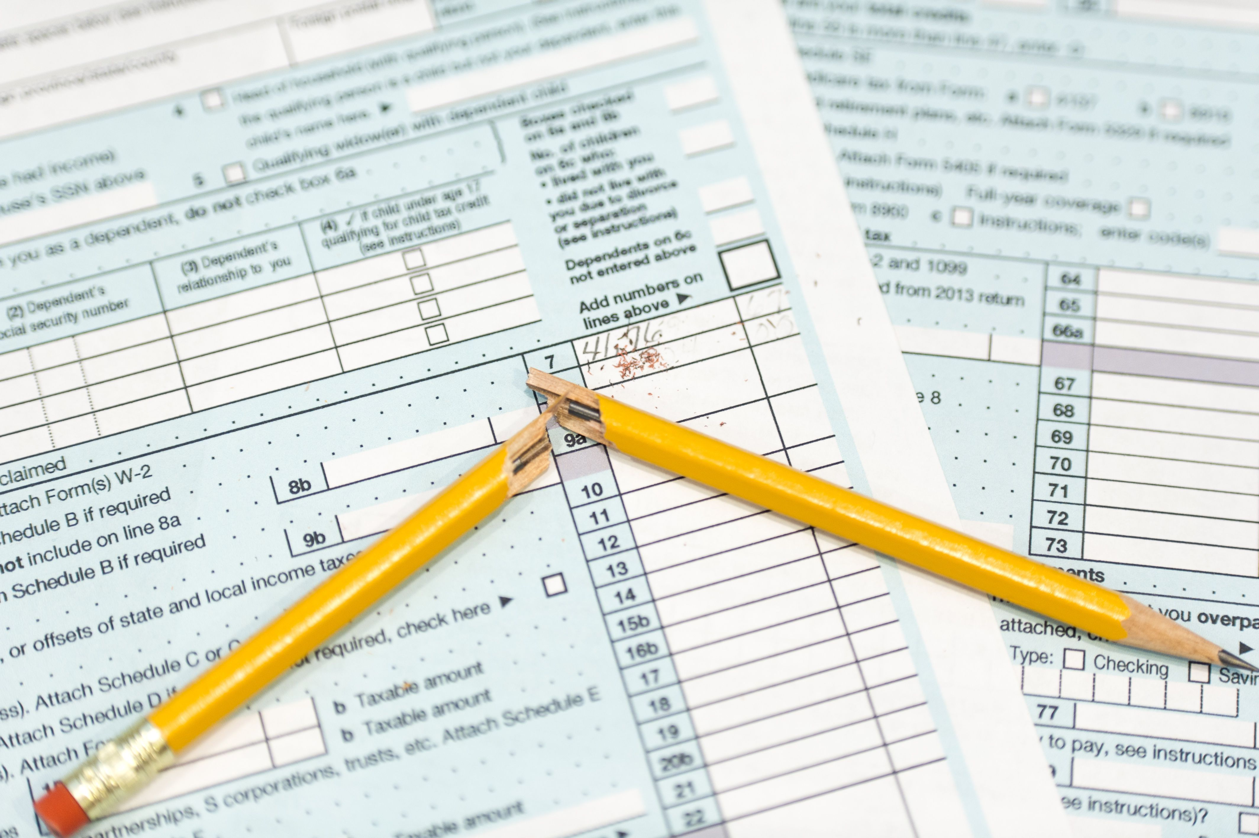 How To Complete Form X To Correct Tax Return Errors