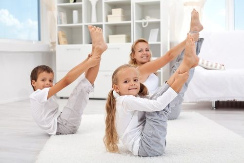 Here are some super fun family fitness challenges!  Great for summer! #fitnesschallenges