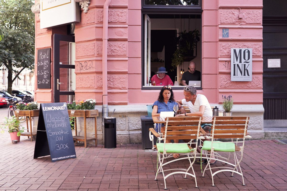 List Ich Neues Cafe In Der List Hey Hannover Cafe Hannover Pastagerichte