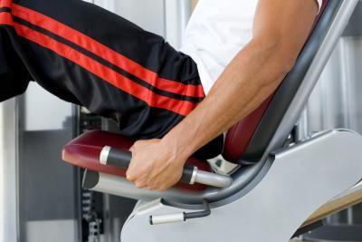 gym weight machine workouts  weight machine workout