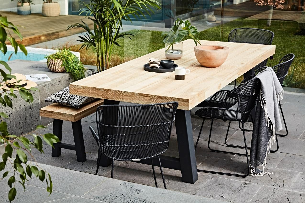 Tuin Dining Sets : Globewest granada beach dining tables outdoor dining