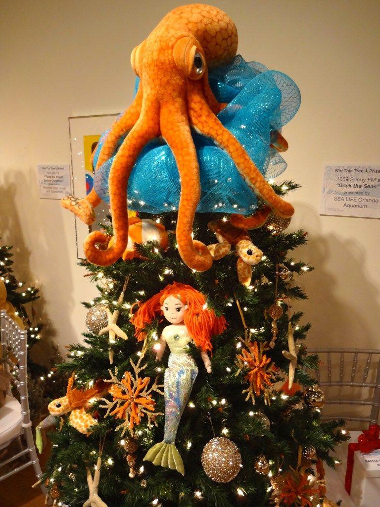 Festival Of Trees Orlando Museum Of Art Celebrating 30 Years Funandfork Christmas Tree Themes Orlando Museum Of Art Christmas Tree Design