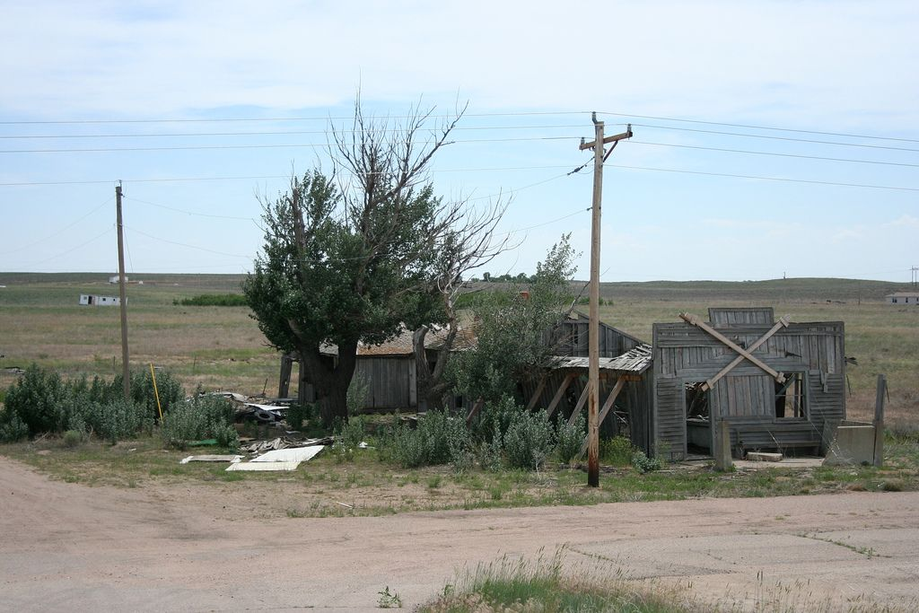 The Abandoned Town In Colorado That People Stay Away From