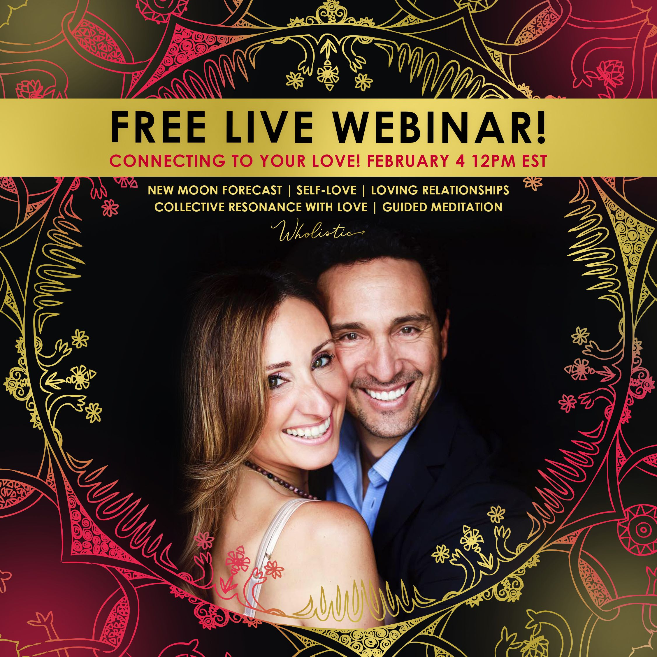 Are You Connecting To Your Love My Next Free Live Webinar