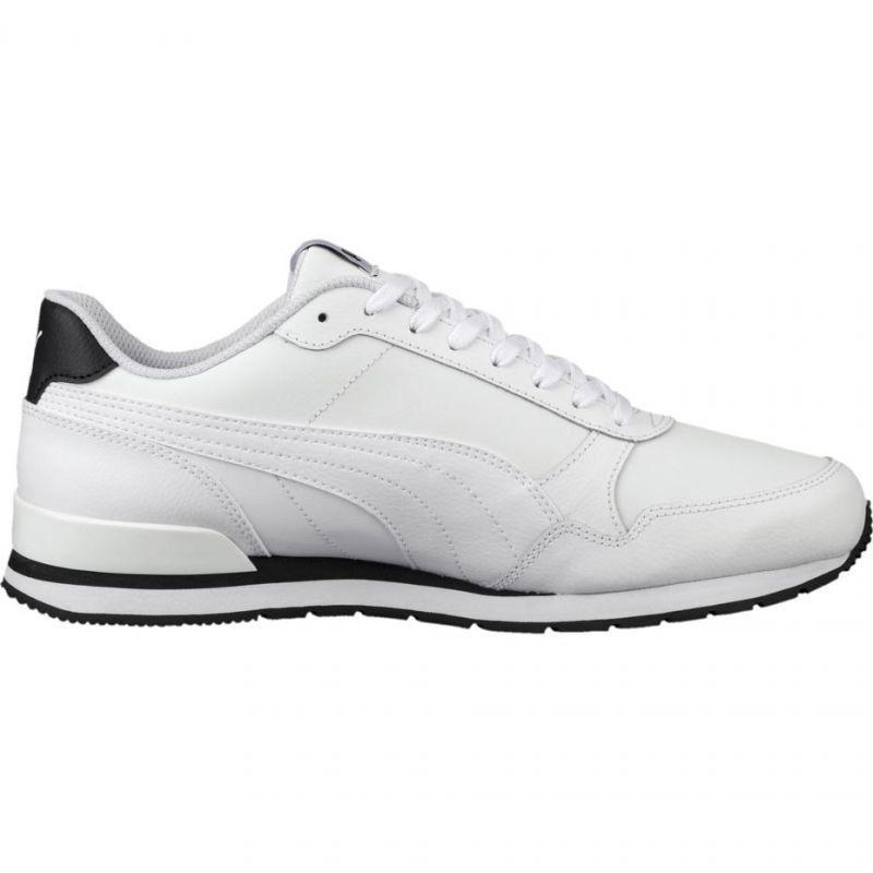 Buty Biegowe Puma St Runner V2 Full L M 365277 01 Biale Nike Cortez Sneaker Sneakers Nike Puma