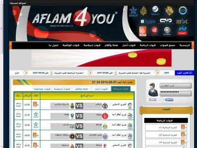 Aflam4you Tv Service
