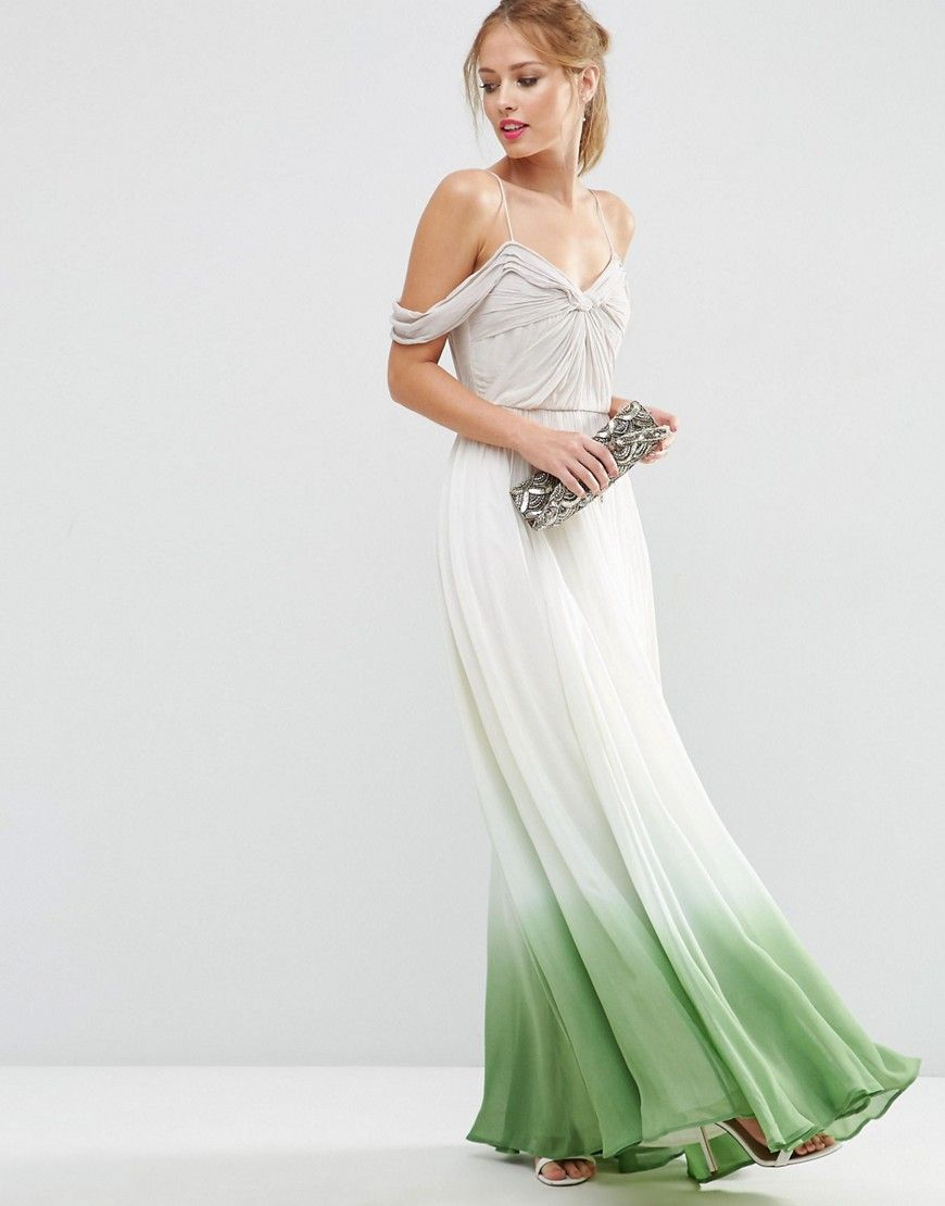 Stylish Wedding Guest Dress Trends For 2016 Maxi Dress Trend Ruched Maxi Dress Wedding Guest Dress Trends [ 1110 x 870 Pixel ]