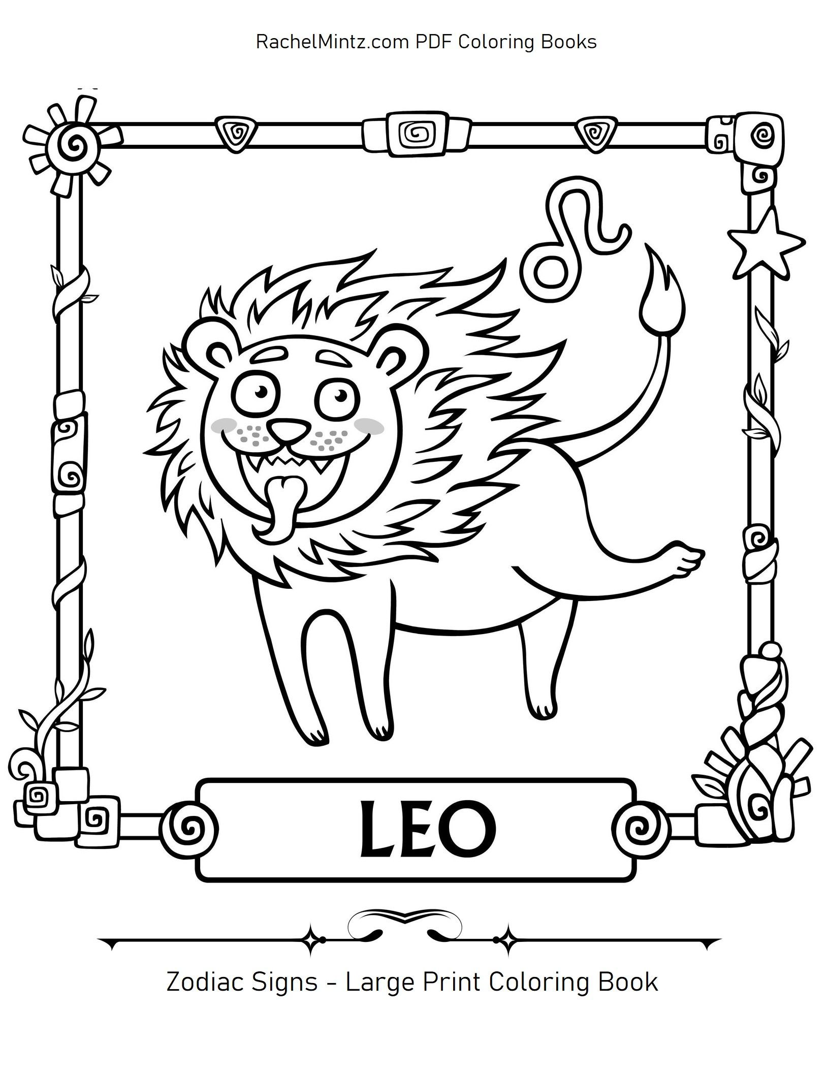 Easy Large Print Coloring Pages Large Prints Coloring Books Coloring Pages To Print