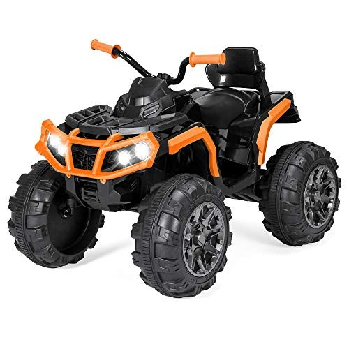 Best Choice Products 12V Kids Electric 4-Wheeler ATV Quad ...