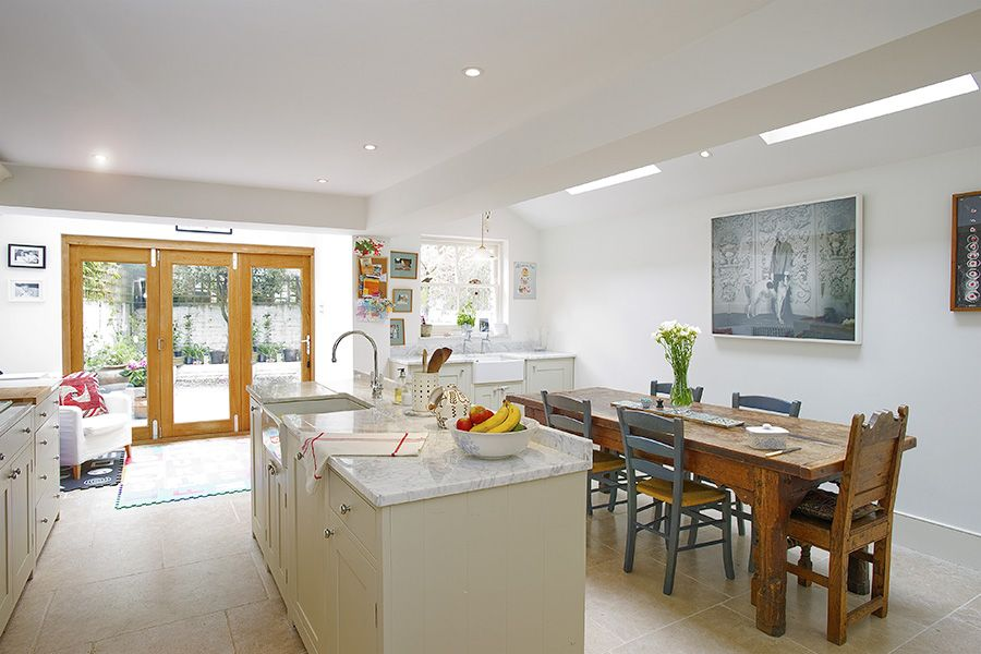 Stockwell in Stockwell, Greater London, Side Extension, Kitchen ...