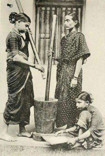 Povo Kurmi,nepal