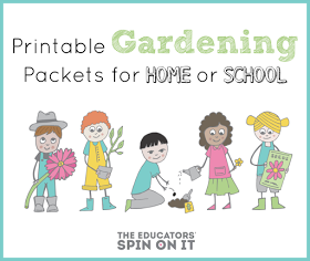 The Educators' Spin On It: A month of ideas for gardening with kids