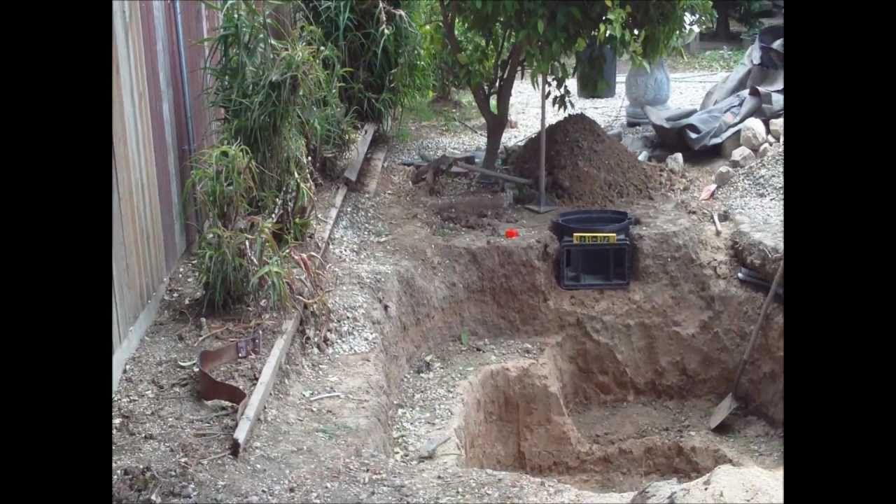 How To Build A Koi Pond Part 1 Koi, Pond, Building