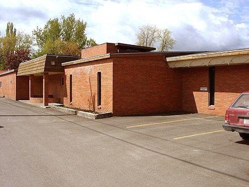 first look best price details for Back of building - Lockridge Medical Center / 341 Central ...