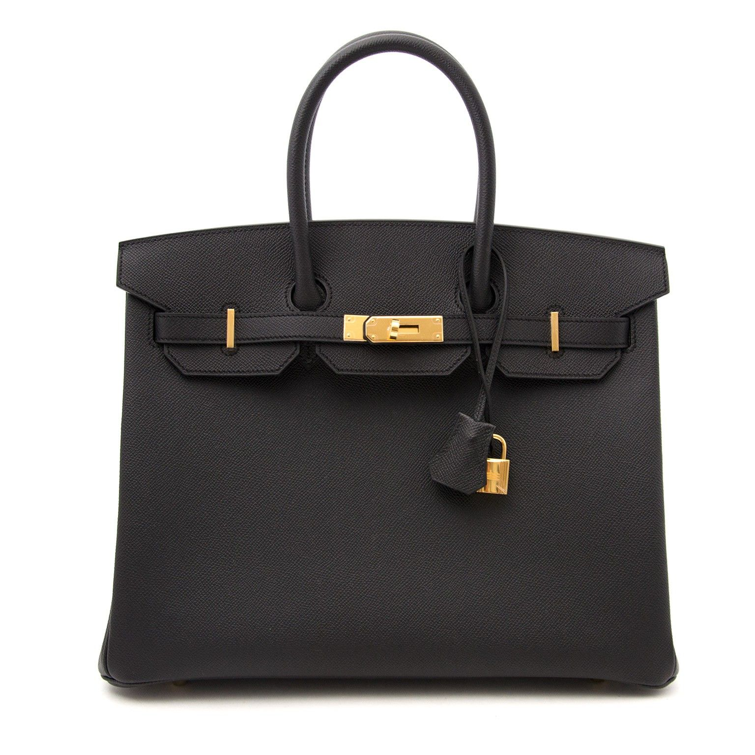 3366e9a6ed0 Labellov Brand New Hermès Birkin 35 Epsom Black GHW ○ Buy and Sell  Authentic Luxury