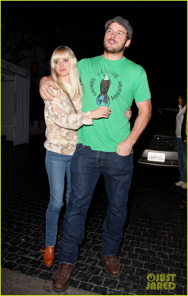 Chris Pratt dating som