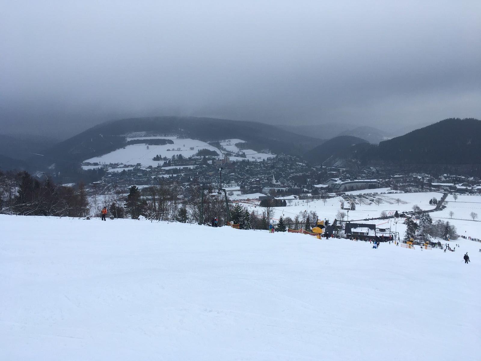 Heerlijk skieen. Reizen en Vakantie