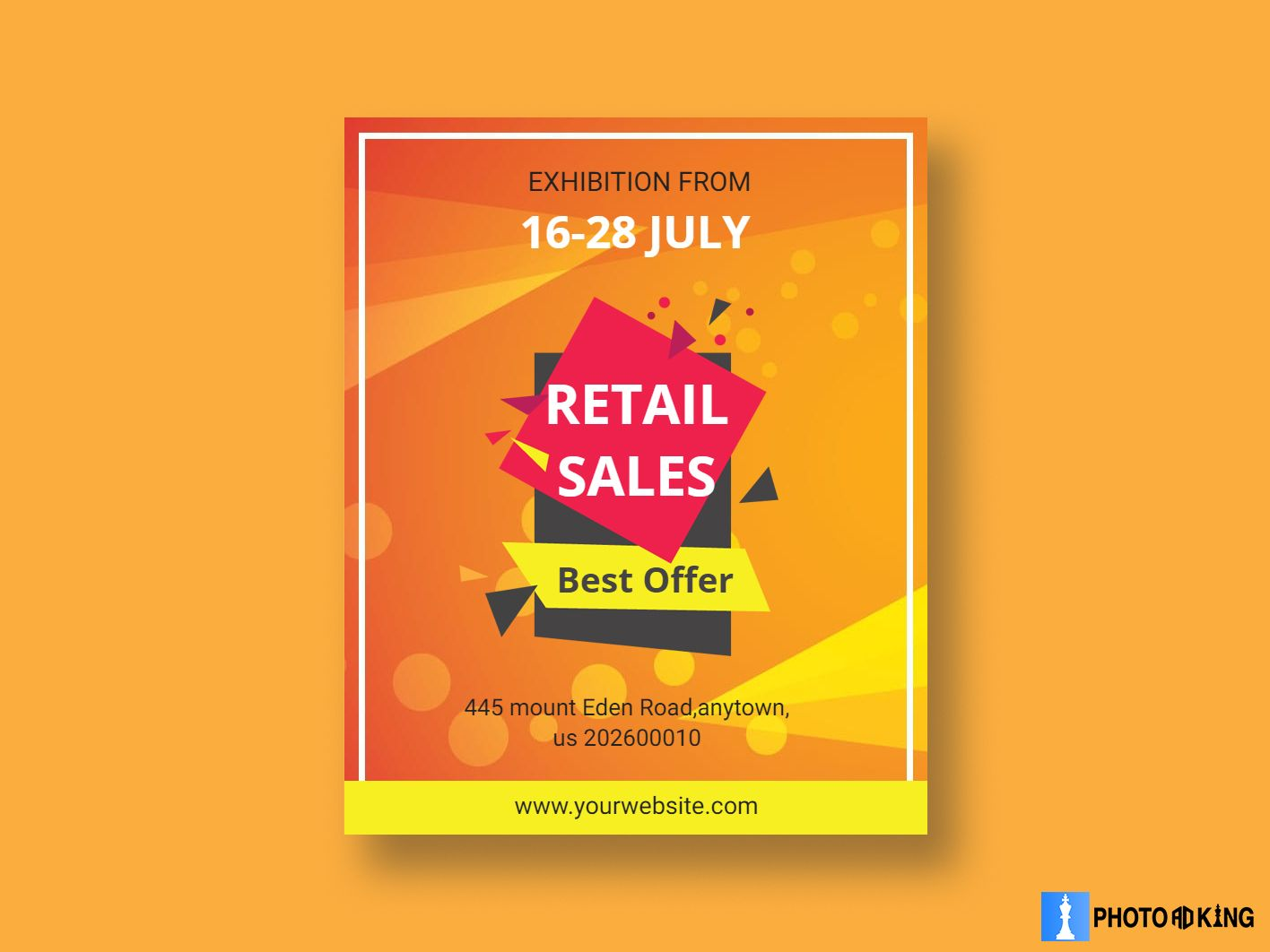 Retail Sales Flyer Templates Free In 2020 Sale Flyer Flyer Flyer Template