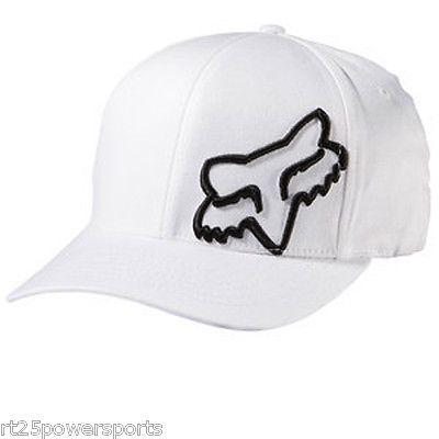 ALL SIZES//COLORS Adult Mens Cap Hat Lid Fox Racing Flex 45 Flexfit Hat