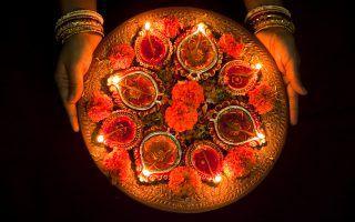 Amazing Diwali Wallpaper HD Pantalla rota, Fondo de